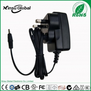 China 6V 1.5A Sealed Lead Acid Battery Charger with Output 7.5V on sale