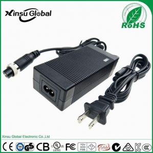 China 8S Lipo Battery Charger 33.6V 2A CC/CV Charger on sale