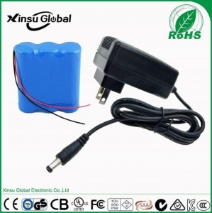 China UL PSE CE GS SAA 7.4V 2S Lipo Battery Charger 8.4V 2A Trickle Battery Charger on sale