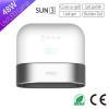 China 48W Nail Dryer-Lumcrissy Auto Sensing Professional LED UV Lamp Nail Gel Dryer Sun 3 for sale