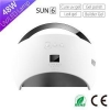 China Portable Sun Nail Lamp Machine Sun6 48w Curing Lamp with Automatic Sensor for sale