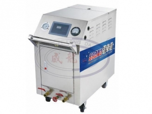 China Interior Steam Vacuum Car Wash Machine Stainless Material and Steam on sale