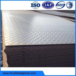China Hot Rolled Carbon Sheet Plate with Good Quality and Low Cost for Project on sale