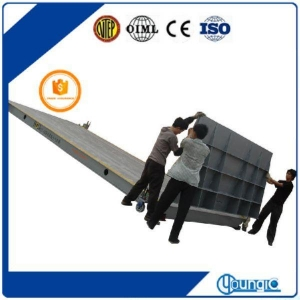 China Portable Steel Vehicle Weighbridge Locations and Software Download on sale