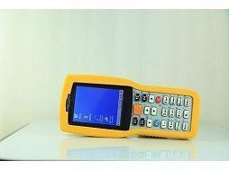 China Rugged Industry Windows CE 5.0 Integrated with 1D and WiFi Laser Barcode Scanner on sale