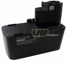 China Single Cells Black Color BOSCH 12V 1.5AH Power Tool Battery--VB power NICD cells Bosch on sale