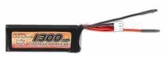 China Single Cells VB power:7.4v 1300mAh Li-Poly Lipo Battery Pack w/ PCB and Bare Leads LIPO on sale