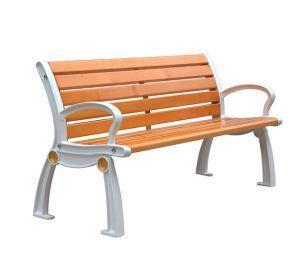 China Arlau FW05 Wooden-Bench, Antique Park Benches, Antique Park Benches Outdoor Park Bench on sale