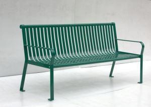 China New Design Park Cast Iron Steel Benches on sale