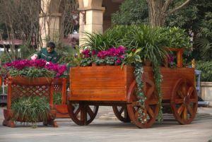 China Arlau FB-W19 Garden Planter Paint Plant Pots,Outdoor Garden Vase on sale