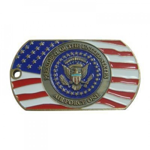 China USAF Engraved Military Dog Tags on sale