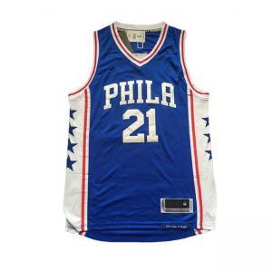 China china Philadelphia 76ers Joel Embiid #21 Swingman Climacool Jersey on sale