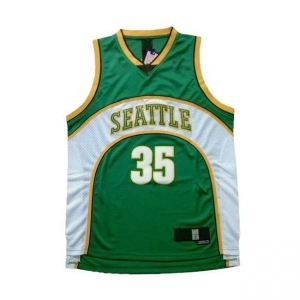 China china Seattle Supersonics Kevin Durant KD 35# Thowback Swingman Jersey on sale