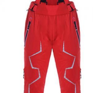 China Men's High Visibility Durable Waterproof Skiing Bib Pants on sale