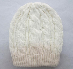 China High Quality Cheap Custom Knitted Crochet Hat Ladies Beanie/winter Hat on sale