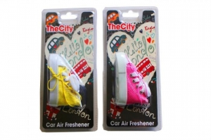 China Commercial Air Freshener Hanging Personalised Funny Design Distributors for Car on sale