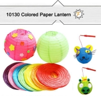 China Colored Animal Paper Lantern for Arts and Crafts on sale