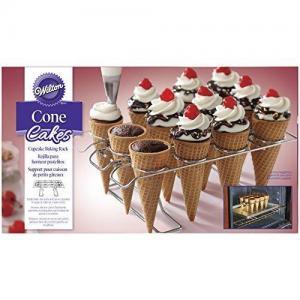 China Wilton 2105-4820 Cupcake Cone Baking Rack on sale