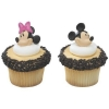 China Minnie Mouse Cupcake Rings. you'll receive 12 rings. 24 rings per order. for sale