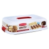 China Rubbermaid Cupcake Platter, Party Serving Kit for sale