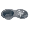 China Fox Run 44917 Giant Cupcake Pan, Carbon Steel, Non-Stick for sale