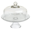 China Glass Cake Dome Only. Anchor hocking canton cake dome. Made in the USA by Mosser Glass. for sale