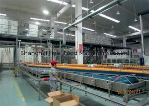 China Turn - Key Bottled Fresh Apple Banana Fruit Juice Processing Line 250ml - 1000ml Volume on sale