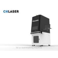 China 3D UV UV Laser Marking Machine Hot Sale 355 Nm High Precision Best Price on sale