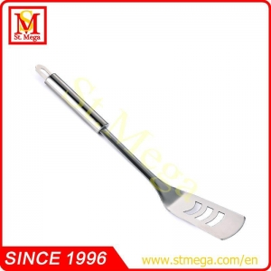 China 16.6-Inch Stainless steel BBQ spatula on sale