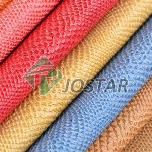 China Pig Skin Leather on sale