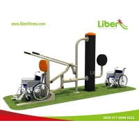 Track Series 114 Fitness equipment for disabled