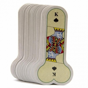 China Personalized Customized Shaped Playing Card Game Printing on sale