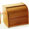 China bamboo custom storage box for sale