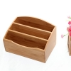 China bamboo sorage caddy for sale