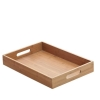 China bamboo stackable trays for sale