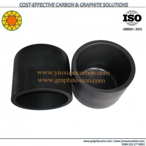 China Graphite Crucibles for Aluminum Vacuum Evaporation Coating on sale