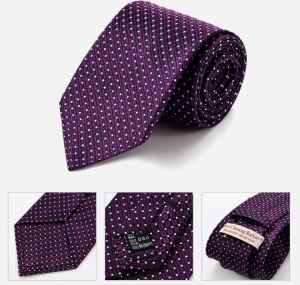China Personalized Skinny Mens Luxury Silk Ties on sale