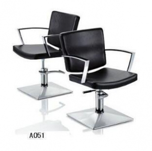 China Barbershop Chairs Parlour Chair Hair Salon Chairs Hair Styling Equipment White Cosmetology Chair on sale