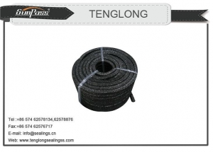 China Asbestos Graphite Packing on sale