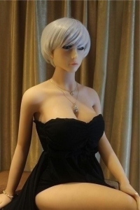 China Sex Doll for Men Sex Male Masturbation Real Doll Silicone Sex Dolls 165cm on sale