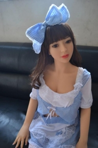 China Perfect Real Life Skeleton Sex Doll Big Breast And Buttock Adult Full Silicone Love Doll on sale