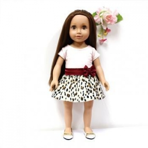 China 18 Inch Dolls Factory make Farvision girl doll, 18 inch Farvision doll on sale