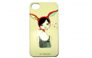 China Mobile phone protective shell protective sleeve cartoon iphone protective cover on sale