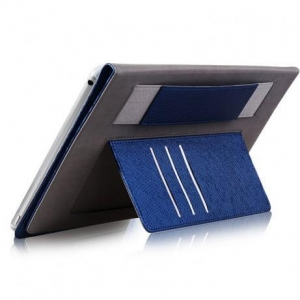 China ipad air leather case ,ipad 5 case with stand on sale