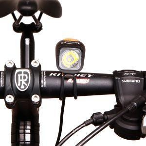China MJ-900 Waterproof Cycle Light, Rechargeable Front Bike Lamp on sale