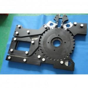 China Aluminum Turning Precision Parts for Optical Parts on sale