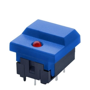 China LED pushbutton switch for stage lighting control console on sale