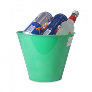 China Ice Bucket Jixi Insulated Plastic Beverage Ice Bucket Party Tub on sale