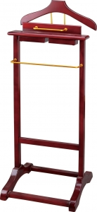 China HW-F901 Wholesale Hotel Guest Room Wooden Coat Rack/Clothes Rack on sale