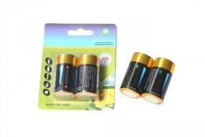 China C SIZE/1.5V LR14 alkaline primary battery with strict quality control and high safety on sale